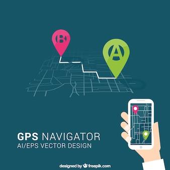 Nawigator gps