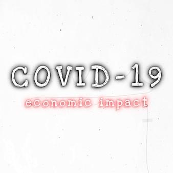 Neon wpływ ekonomiczny covid-19