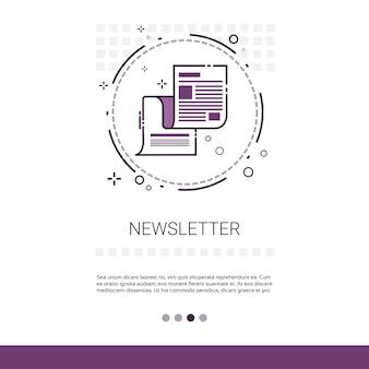 Newsletter aplikacja gazetka internetowa