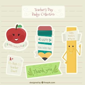 Nicea school supplies naklejki