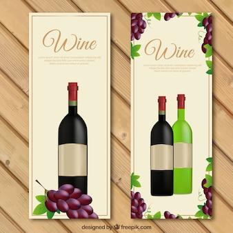 Nicea transparenty z winogron