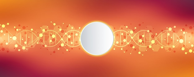 Nici dna i struktura molekularna. inżynieria genetyczna lub badania laboratoryjne.