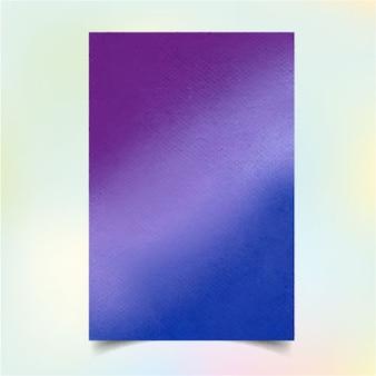 Niebieska i fioletowa akwarela tekstury
