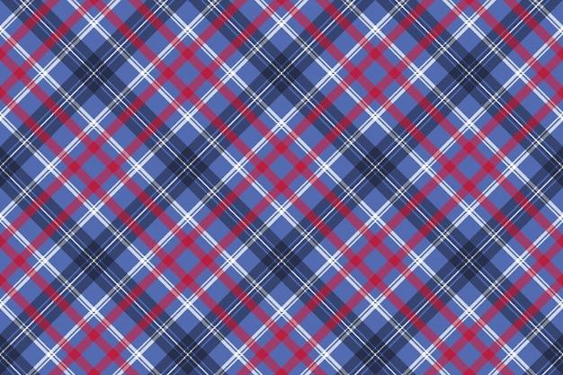 Niebieska kratka kratka piksel tkanina tekstura