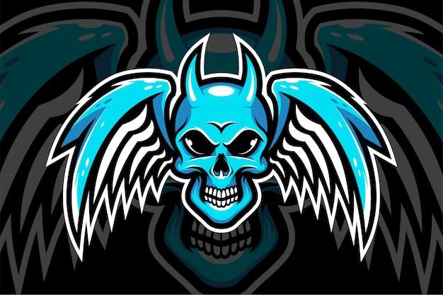 Niebieski diabeł