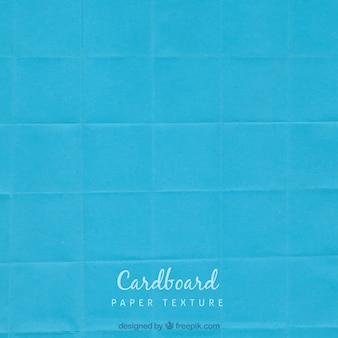 Niebieski karton tekstury