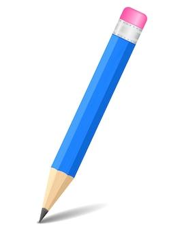 Niebieski ołówek