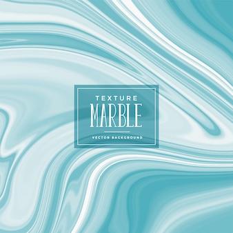 Niebieski płyn marmur tekstura tło