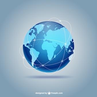 Niebieski świecie