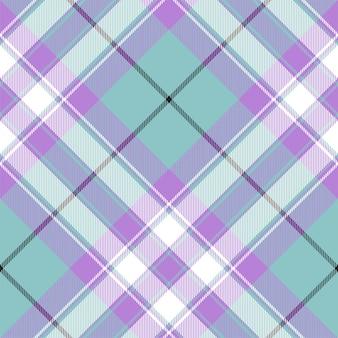 Niebieski szkocką kratę dziecko kolor wzór.