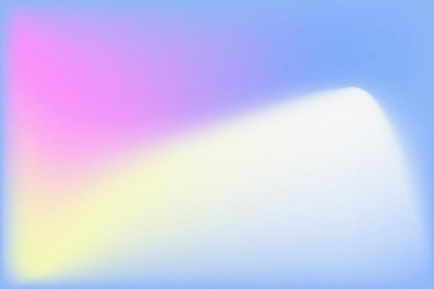Niebieskie różowe rozmycie gradientu tła