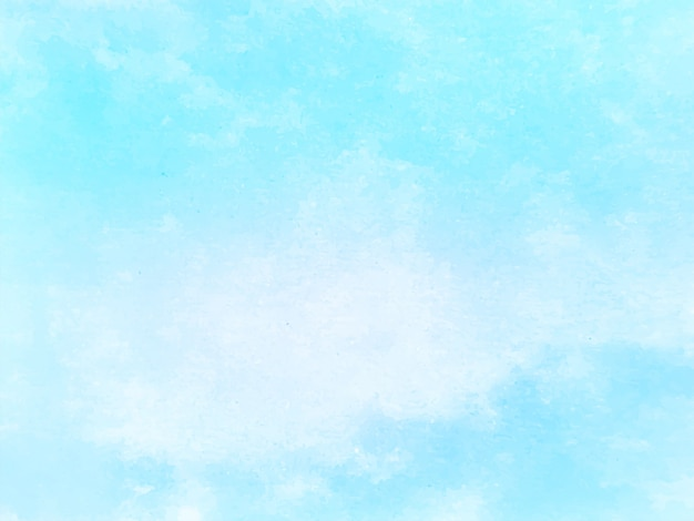 Niebieskie tło akwarela tekstury wzór