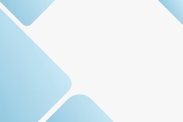 Niebieskie tło biznesowe z blokami