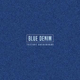 Niebieskie tło tekstury dżinsów tło wzór dżinsów