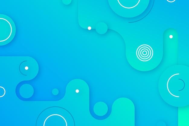 Niebieskie tło