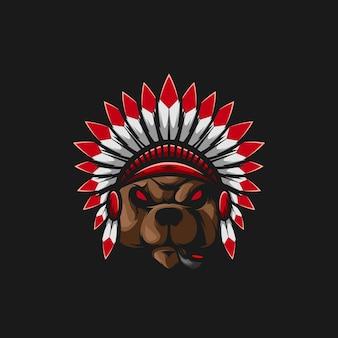 Niedźwiedź apache