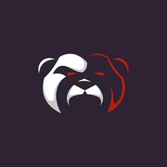 Niedźwiedź logo
