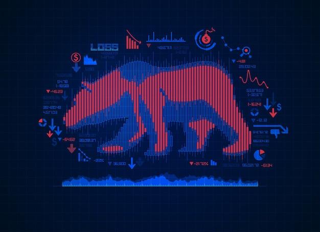 Niedźwiedź rynku