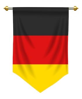 Niemcy pennant