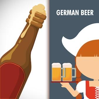 Niemieckie piwo najwyższej jakości