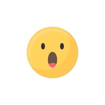 Niespodzianka emoji
