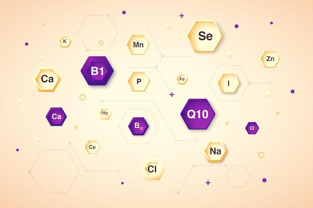 Niezbędna kolekcja witamin i minerałów