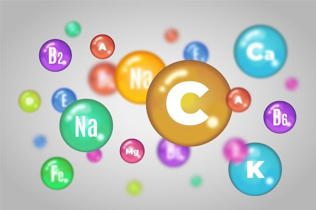 Niezbędny kompleks witamin i minerałów