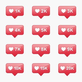 Nowa ikona powiadomienia na instagramie