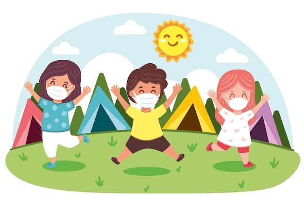 Nowa norma na obozach letnich