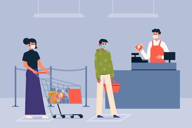 Nowa norma przy wejściu do sklepów