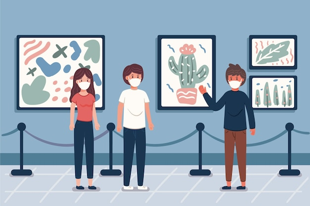 Nowa norma w koncepcji muzeów