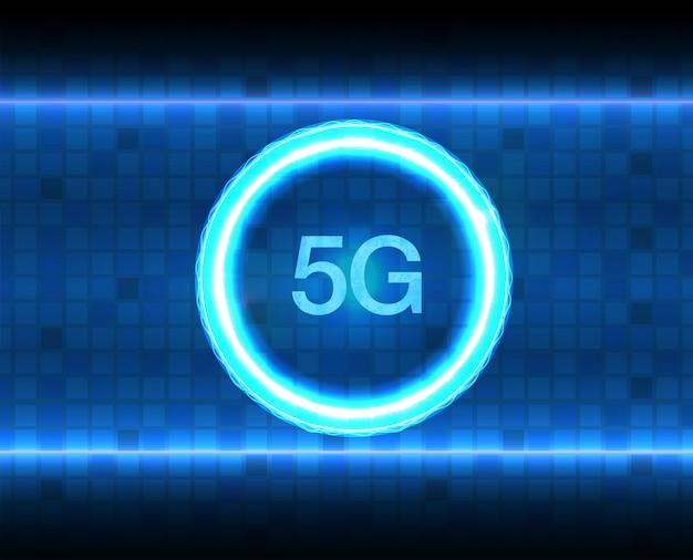 Nowe bezprzewodowe połączenie z internetem wi-fi. liczby przepływu kodu binarnego dużych danych. globalnej sieci wysokiej prędkości innowaci szybkości przesyłania danych technologii podłączeniowa ilustracja.