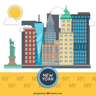 Nowe budynki york