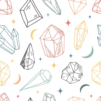 Nowe kryształy