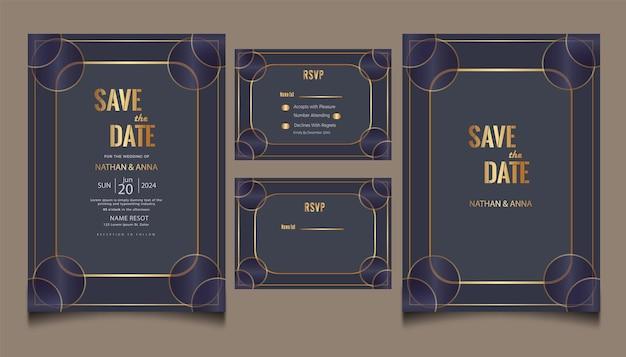 Nowe szablony zaproszeń na ślub