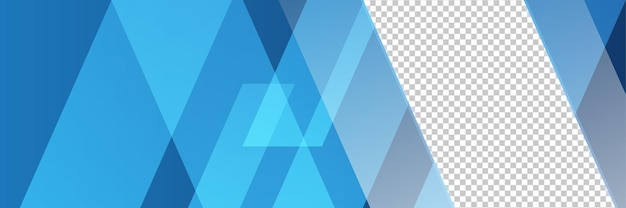 Nowoczesna abstrakcyjna gradientowa ciemnoniebieska technologia cyfrowa transparent tło projektu