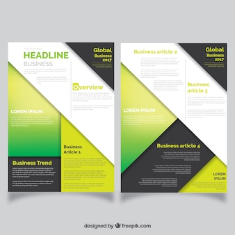 Nowoczesna broszura firmowa