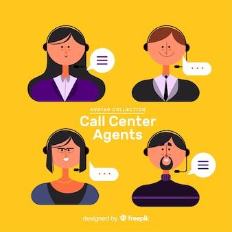 Nowoczesna kompozycja call center