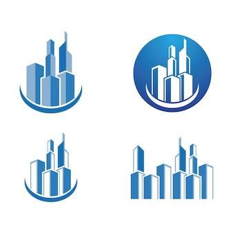 Nowoczesna panoramę miasta. sylwetka miasta. ilustracja wektorowa w płaskiej konstrukcji