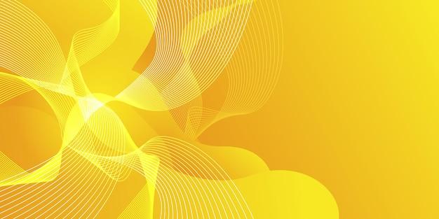 Nowoczesne abstrakcyjne tło dla projektu prezentacji z koncepcją biznesową i korporacyjną. streszczenie technologia komunikacji wektor projekt.