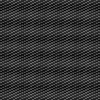 Nowoczesne ciemne czarne tło siatki z włókna węglowego.