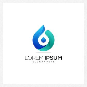 Nowoczesne logo streszczenie lub szablon logo dla tożsamości marki