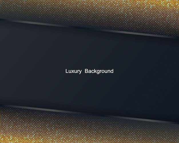 Nowoczesne luksusowe tło