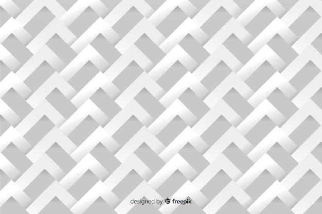 Nowoczesne tło koncepcji w stylu papieru