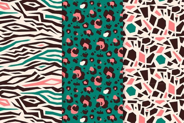 Nowoczesne wzory zwierzęce