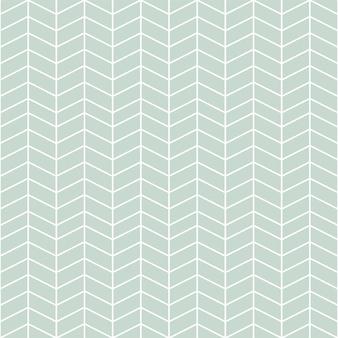 Nowoczesny abstrakcyjny wzór bez szwu zygzakowaty styl skandynawski