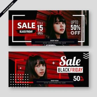 Nowoczesny plakat streszczenie sprzedaż transparent