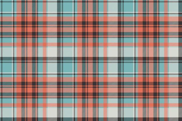 Nowoczesny wzór kratki tkaniny tekstura wzór