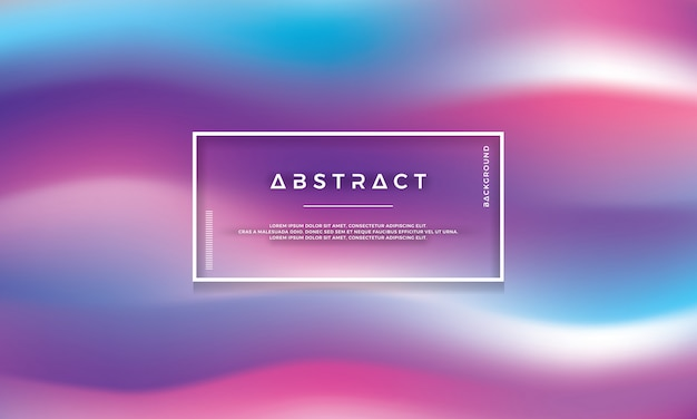 Nowożytna kolorowa fala, abstrakta spływowy tło