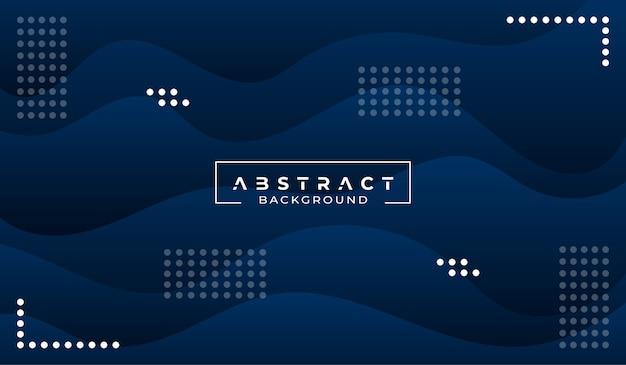Nowożytny abstrakcjonistyczny błękitny tło